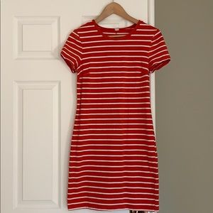 Striped Cotton Sundress
